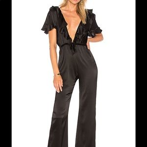 NWTs for love and lemons Bette jumpsuit